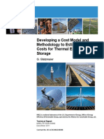 Model to Estimate Capital Cost for Coal Fired Power Power Plants
