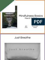 mindfulness basics workshop wcsd march 2017