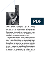 9. John Dewey
