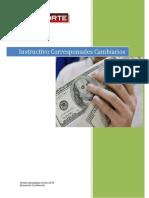 Instructivo Corresponsal Cambiario 2015 Banorte