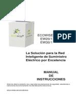 Ecowise Manual