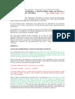 Calculo de Alimentador y Proteccion Para Motores Norma Venezolana