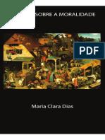 Cap. 1 - Ensaios Sobre a Moralidade - Maria Clara Dias