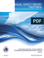 Informe Anual de Seguridad Operacional 3ra Edicion