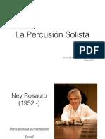 12 Programa sesión 3 de mayo - La Percusión Solista