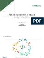 Rehabilitacion Del Lenguaje