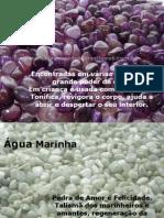 Geografia PPT - Mineral Pedras Preciosas e Cristais