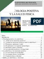 Psicologia Positiva y La Salud Fisica