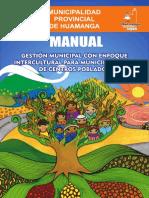 Manual Gestion Municipal Centro poblado