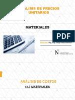 materiales constructivos medidas