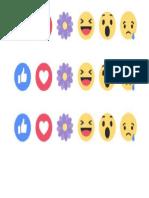 Reacciones Facebook Mas Me Enflorece