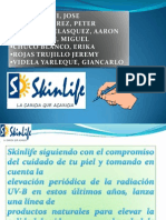 Skinlife_final Proyect Marketing 2010_pharmacy and Biochemistry