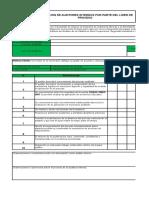Formato de Evaluacion Del Auditor