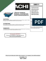 Hitachi 42PD9700U Plasma TV Service Manual.pdf