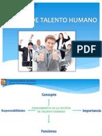 Gestion de Talento Humano (1)