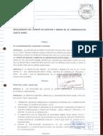 Estatutos Comite de Gestion.