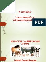Clase 1 Nutricion Generalidades - 2017