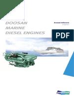Doosan Infracore Marine Engine Brochure