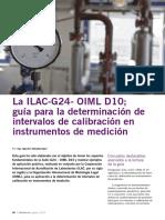ILAC Guia de Intervalos de Calibración.pdf