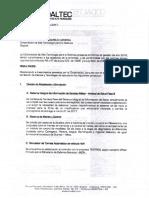 CODALTEC Informe de Gestion Marzo 2017 0
