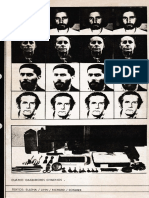 Cuatro Grabadores Chilenos