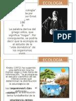 Ecología - 1