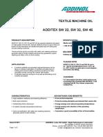 Ft-Additex Sw 22, 32 & 46