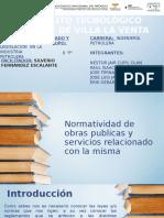 Normatividad de obras publicas.pptx.pptx