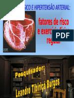 Exerc.fisico e Hipert.arterial