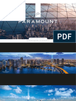 Paramount Miami Worldcenter Brochure