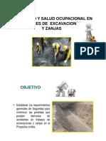 Seguridad Excavaciones