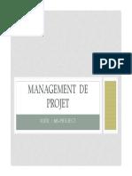 Management de Projet 1