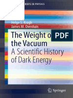 Helge S. Kragh, James M. Overduin auth. The Weight of the Vacuum A Scientific History of Dark Energy.pdf
