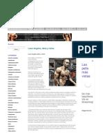 Lazar Angelov, Dieta y Rutina - Culturismo Total
