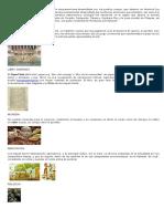 Mayasaztecas Toltecas y Mas
