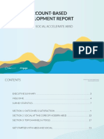 State of Account Based Sales Development Report