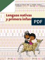 Lenguas Nativas y Primera Infancia - Derechos y Orientaciones Culturales para la primera infancia-Colombia