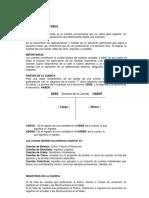 la cuenta contable - Contabilidad Básica