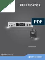 EwG3Set300IEM Manual 09 2014 IT