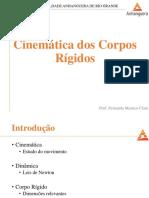 Cinemática Dos Corpos Rígidos