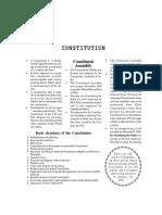 Indian Constitution Part 1