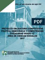 1. Proyecto Democracia 2017