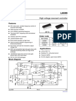 L6599N (IC801) - Datasheet