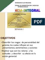 Unidad i Introduccion a La Gi y Perfil Del Gerente Integral