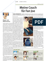 Tagblatt Zürich 4th June 2008