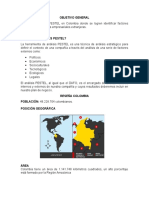 Analisis Pestel Colombia