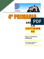 ARITMETICA(Septiembre)