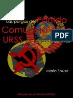 Las purgas del Partido Comunista (b) de la URSS en la década de 1930; Mario Sousa.pdf