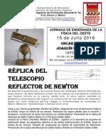 Isfd n34 Telescopio 15-7-16