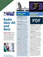 Radio über All und Netz